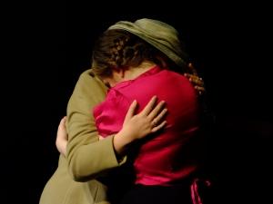 Madame Ranyevskaya and Anya (Photo: Rob Adair)
