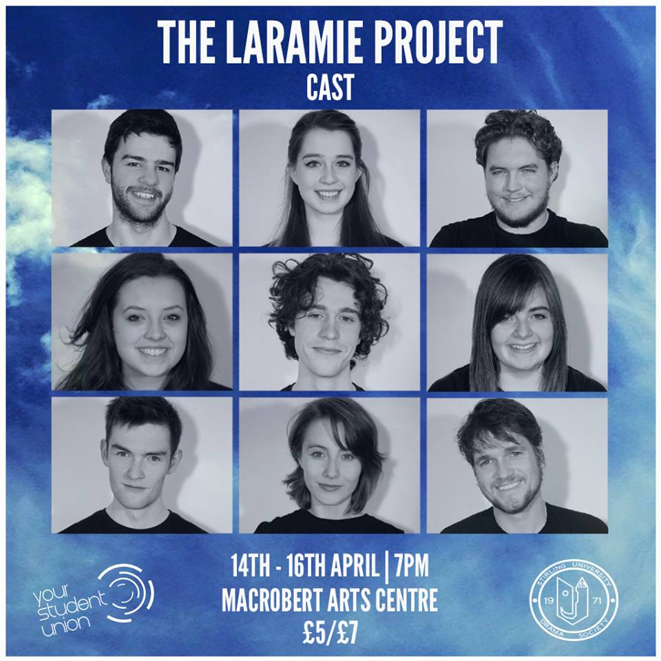 the laramie project play For a year and a half following the murder of matthew shepard, moisés kaufman  and his tectonic theater project–whose previous play, gross indecency, was.