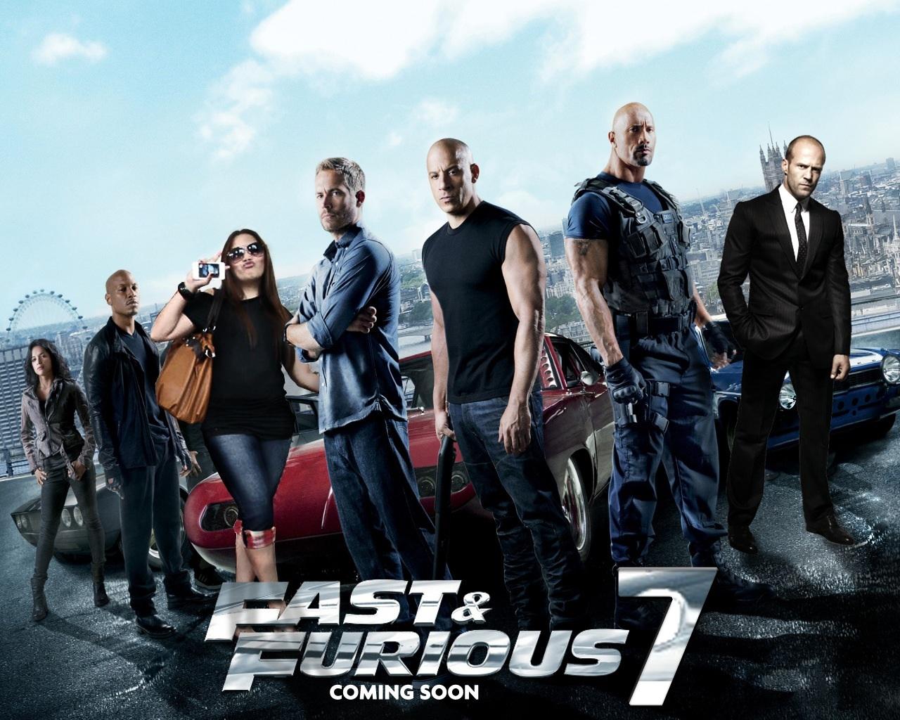 Fast And Furious 7 Deutschland