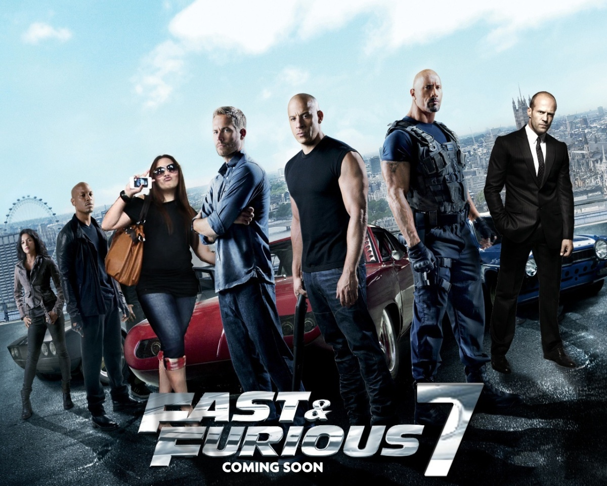 REVIEW: Fast & Furious 7