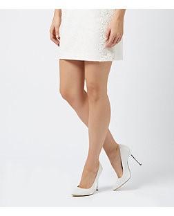 metal heels