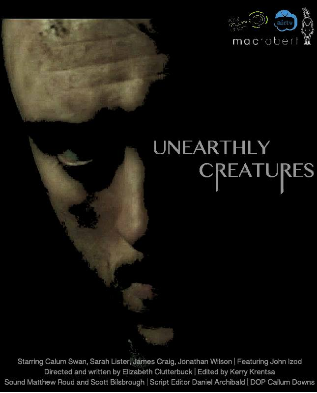 unearthly creatures poster