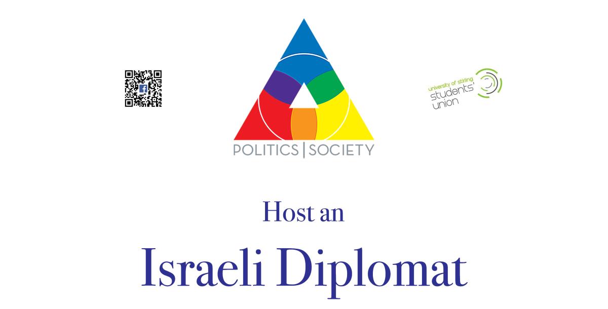 Israeli diplomat visit sparks protest