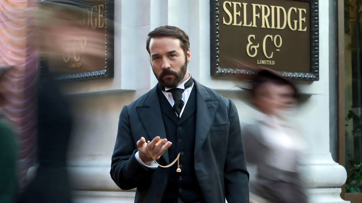 Goodbye to Mr Selfridge