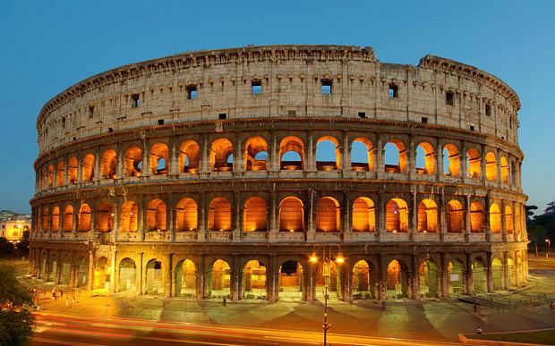 Colosseum-Lights