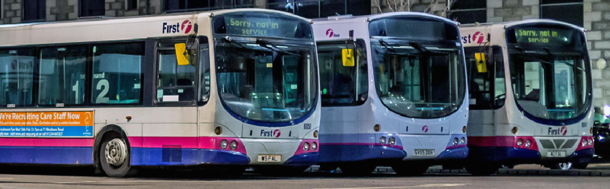 First Bus announce price increase as it moves to  app payments