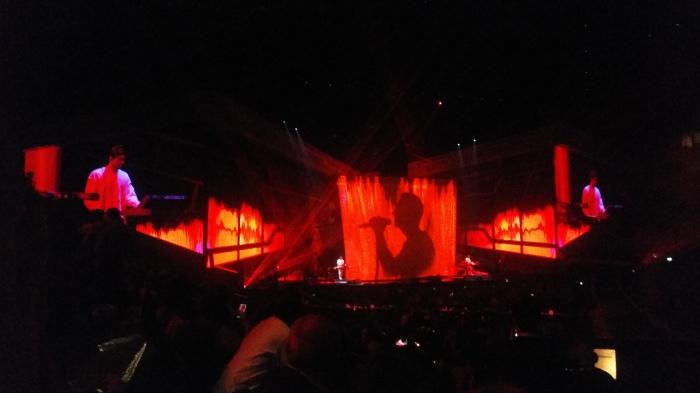 Chris Martin and Chainsmokers