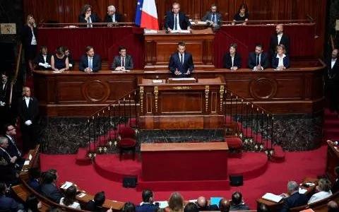 Macron State of Union