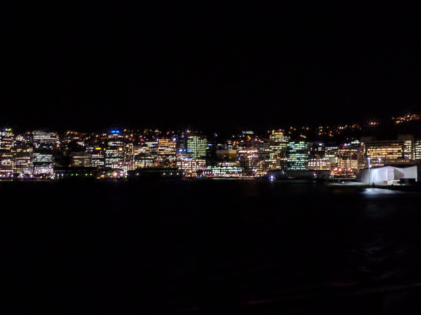 Wellington the port city of the north island:Photo Credit: Hayley Burrell