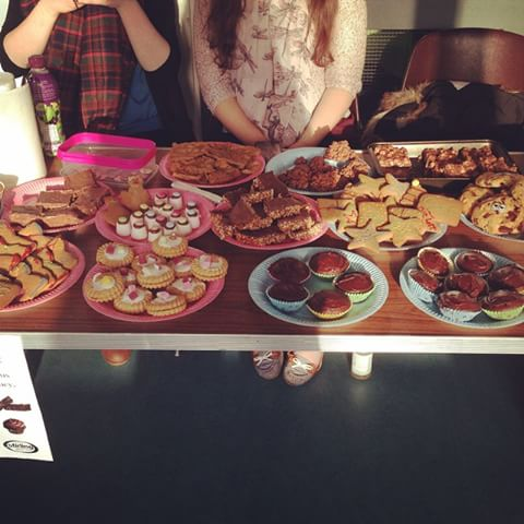 what to make for a bake sale