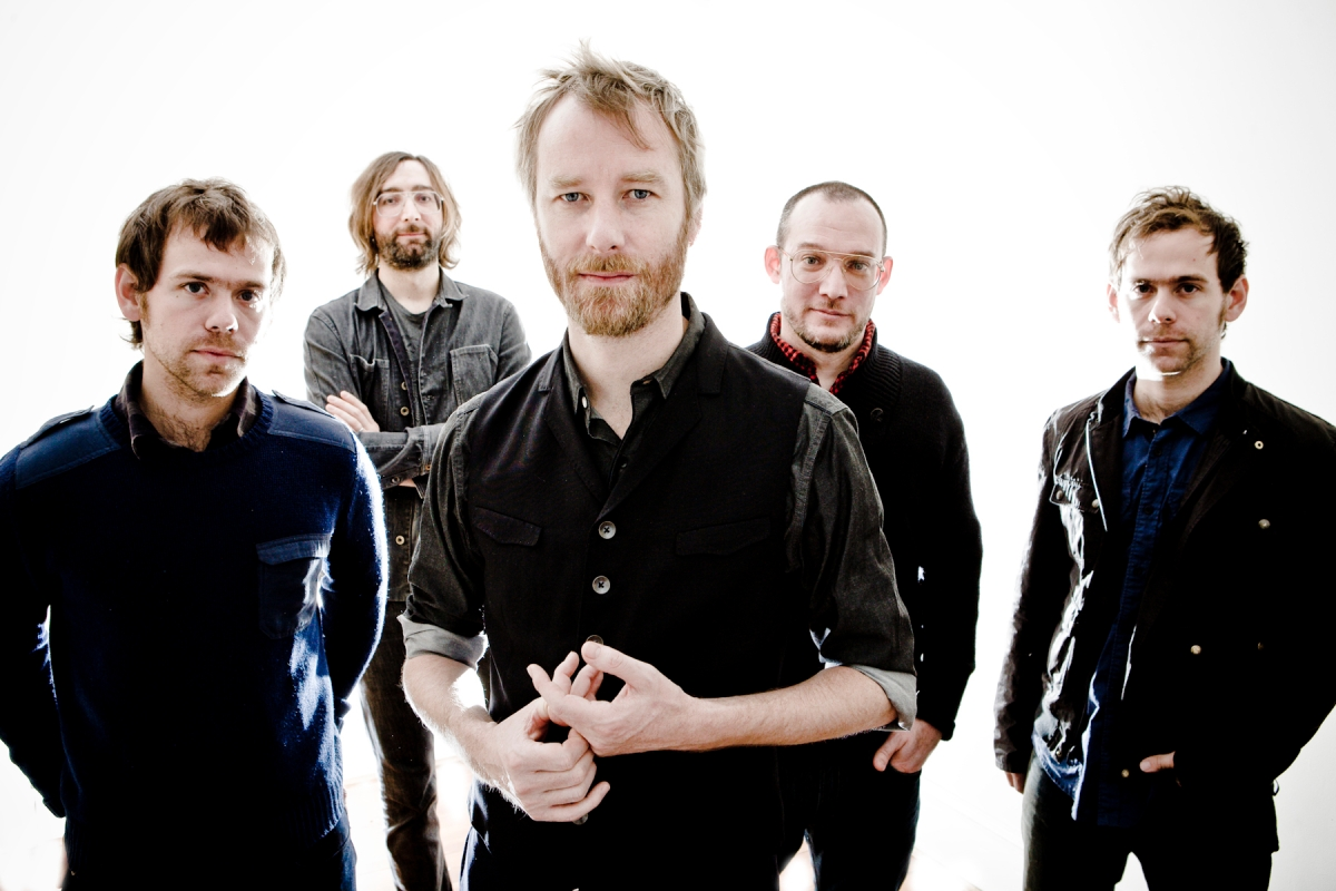 Live Review: The National @ Usher Hall, Edinburgh