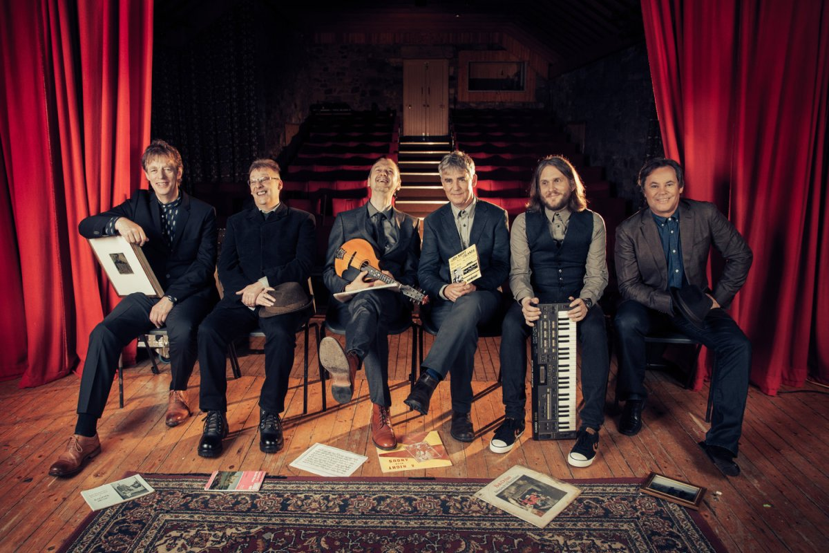 Stirling to host Runrig's 'Last Dance'