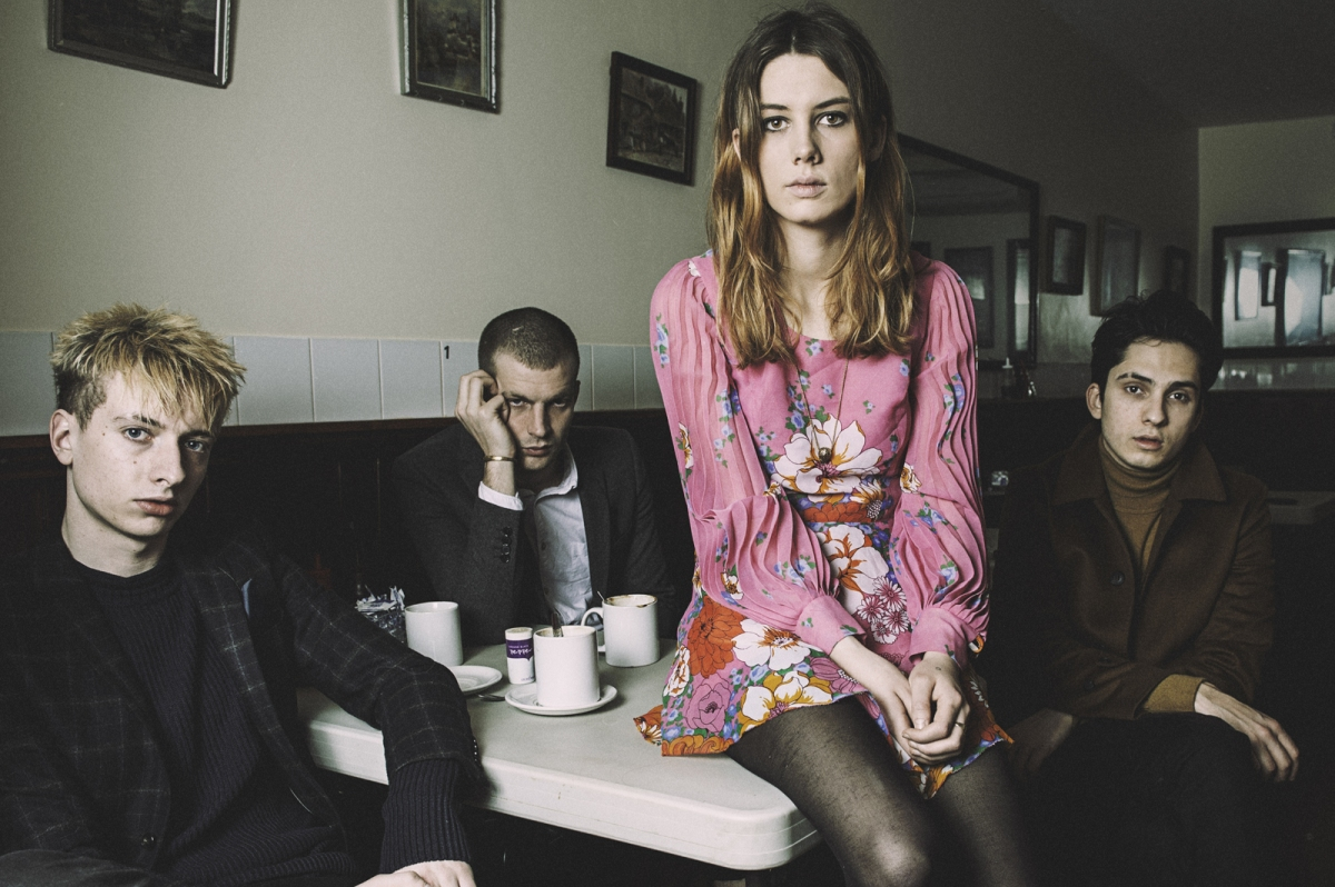 Interview: Wolf Alice's Theo Ellis