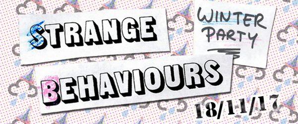strange behaviours