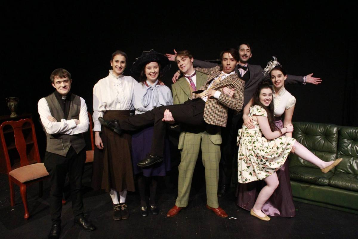 New blood for SUDS: Review of The Importance of Being Earnest