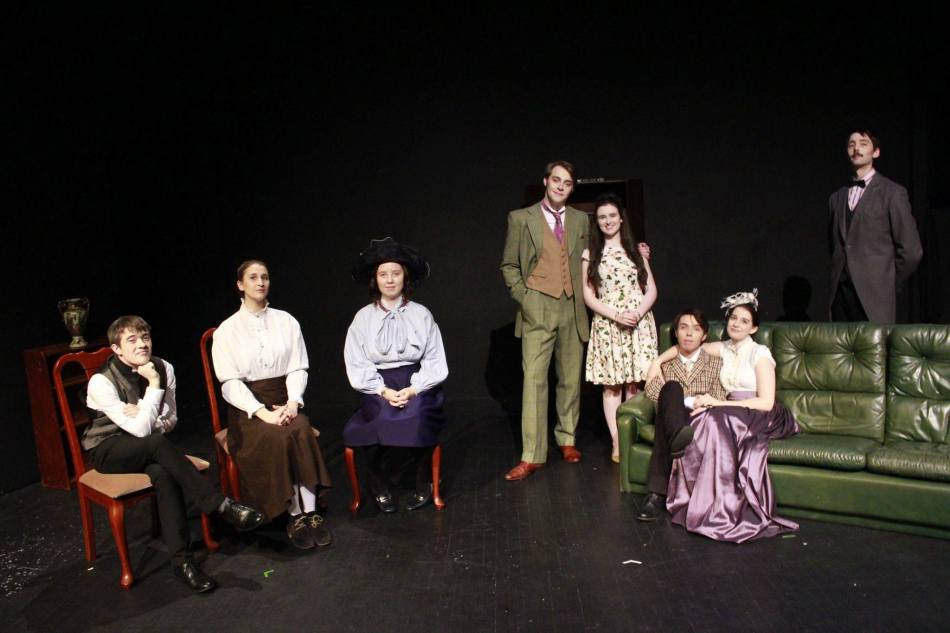SUDS Importance of Being Earnest