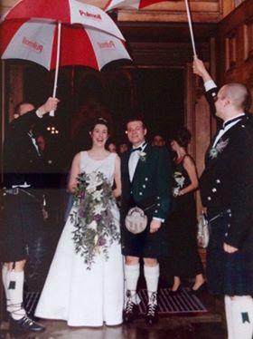 Jenny Beckett Wedding