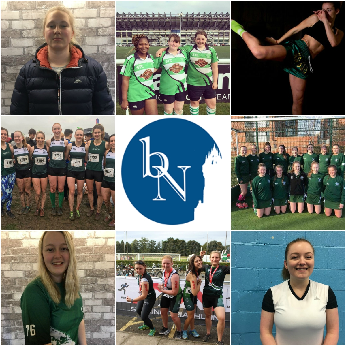 Week of Women: University of Stirling's female athletes lead by example