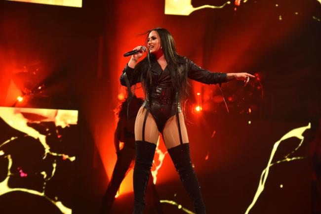 "Demi Lovato ""Tell Me You Love Me"" World Tour Opener - San Diego"