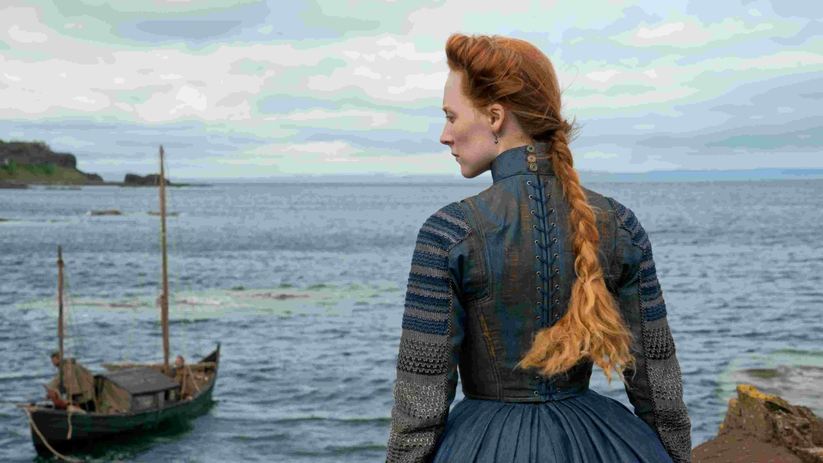 Film review: Mary Queen of Scots ★★★☆☆
