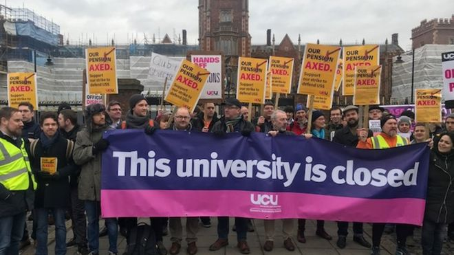 uni strike